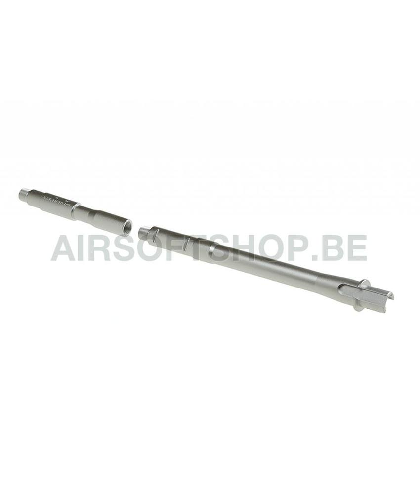 Pirate Arms M4 Outer Barrel (Silver)
