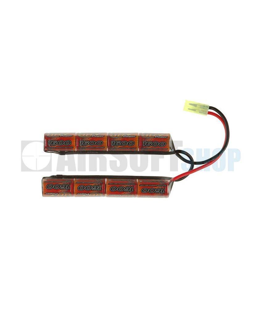 VB Power 9.6V 1600mAh Nunchuck Type