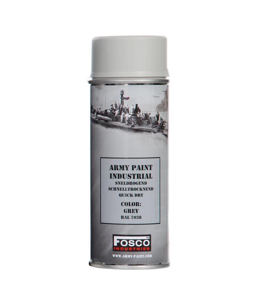 Fosco Spray Paint Grey 400ml