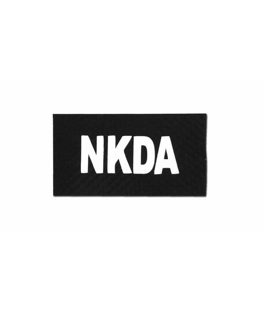 KAMPFHUND NKDA Patch (Black)