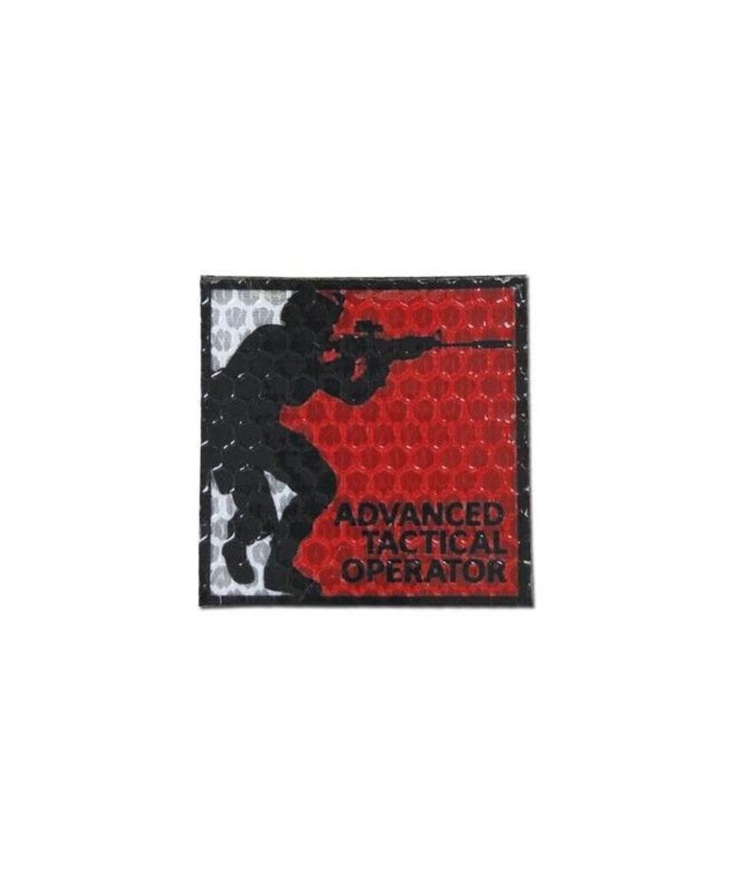 KAMPFHUND Advanced Tactical Operator Patch (Red)