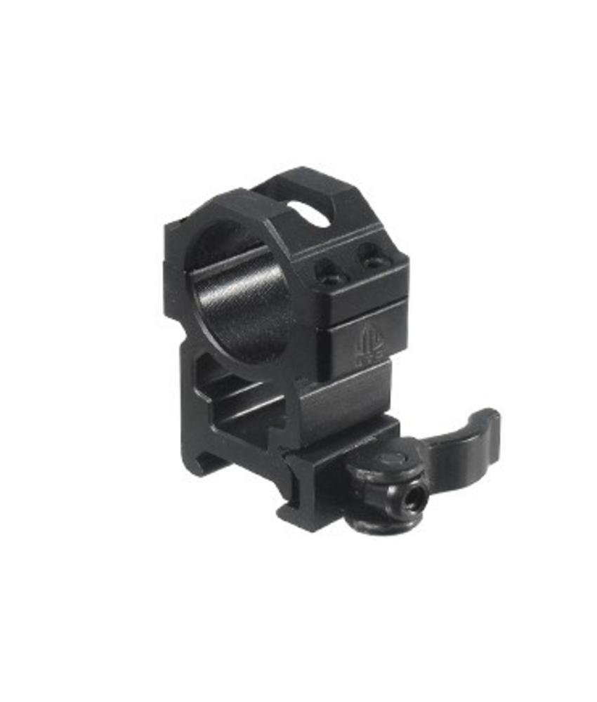 Leapers / UTG QD 25.4mm CNC Mount Rings (High)