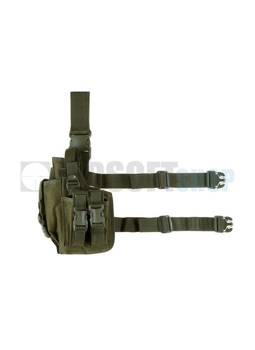 Invader Gear SOF Pistol Holster LEFT (Olive Drab)