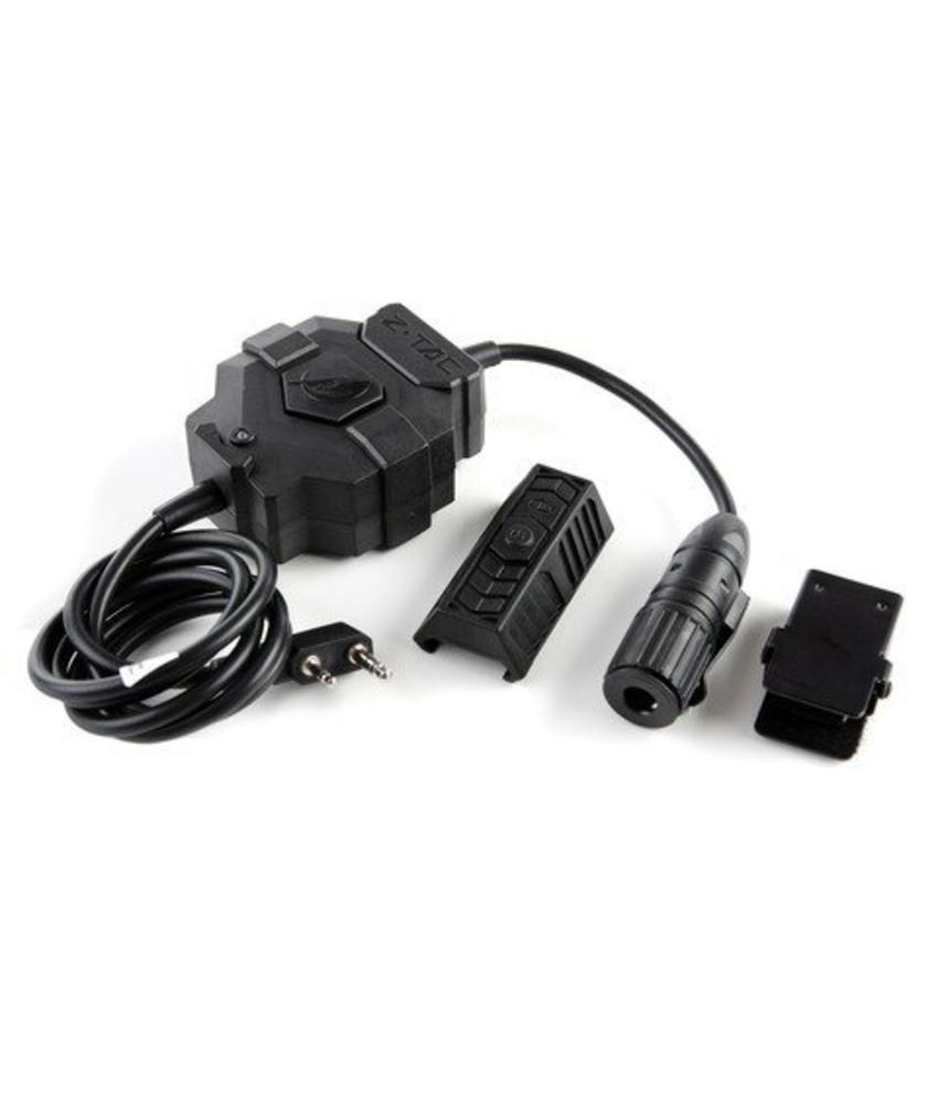 Z-Tactical Z123 Wireless PTT Kenwood