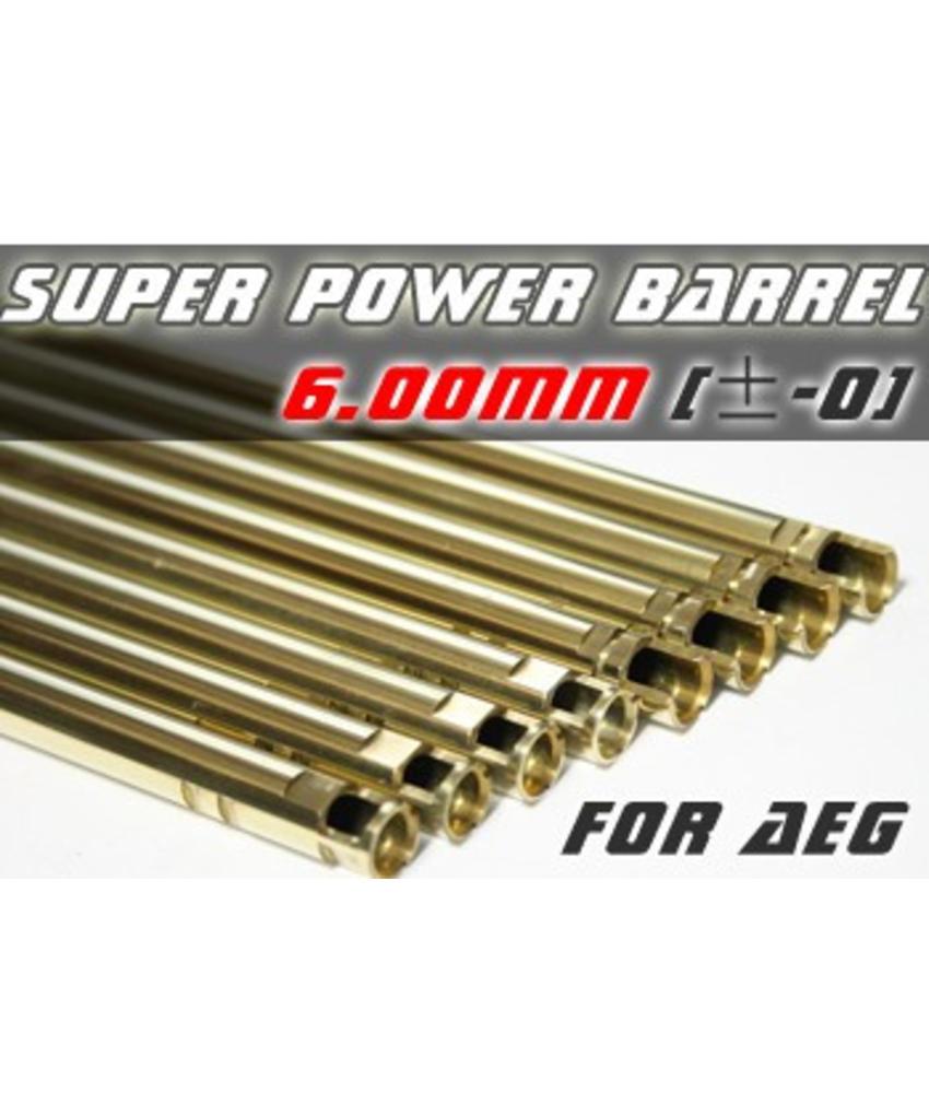 Orga Magnus 6.00mm AEG Inner Barrel (363mm)