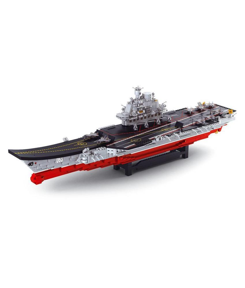 Sluban Aircraft Carrier M38-B0388