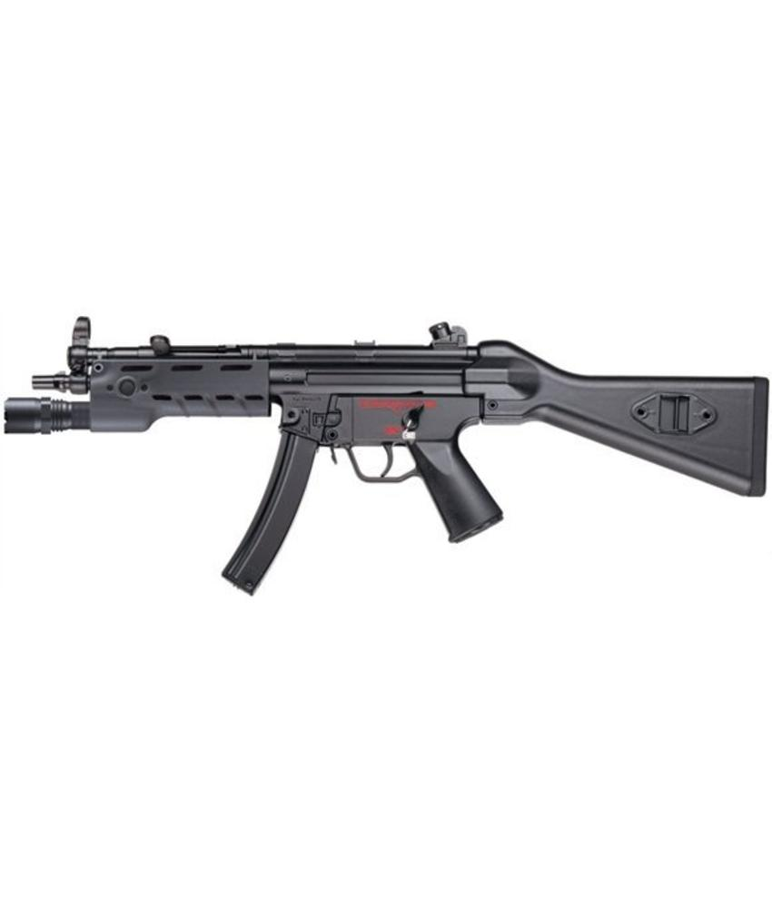 ICS MX5 A4 + Tactical Flashlight Handguard