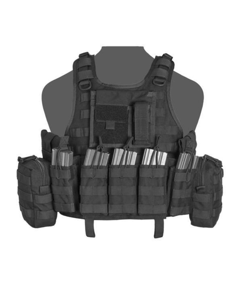 Warrior RICAS Compact DA 5.56mm (Black)