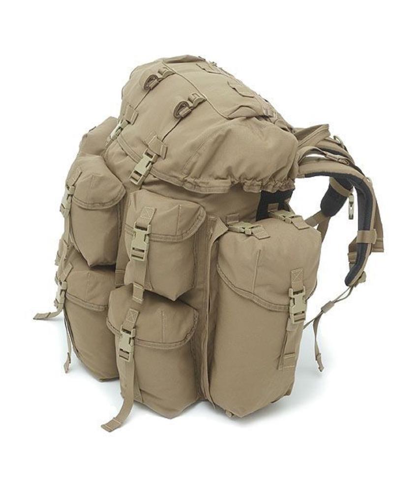 Warrior BMF Bergen Backpack (Coyote Tan)