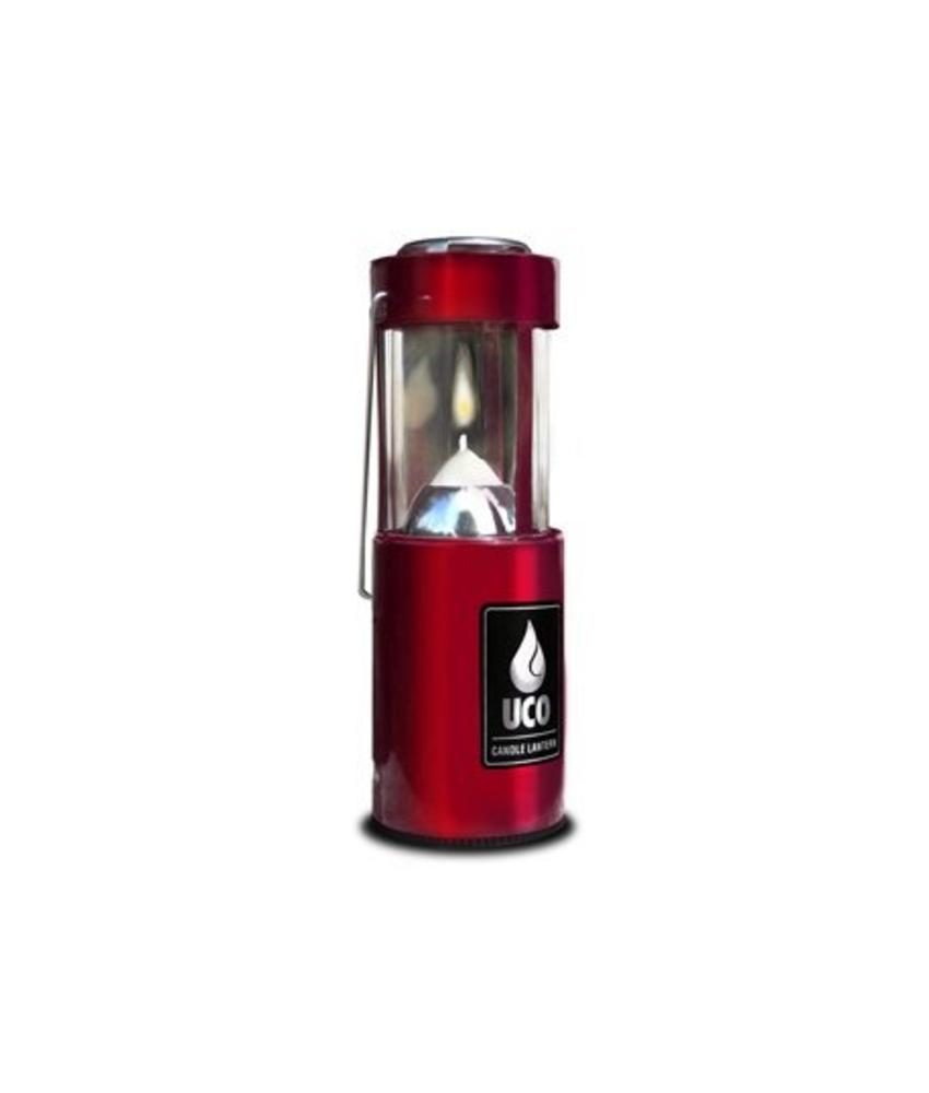 UCO Original Candle Lantern (Anodized Red)