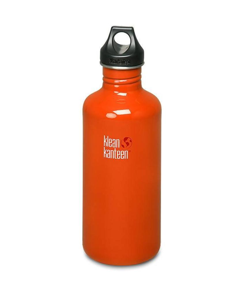Klean Kanteen Classic 1.2L Drinkfles (Flame Orange)