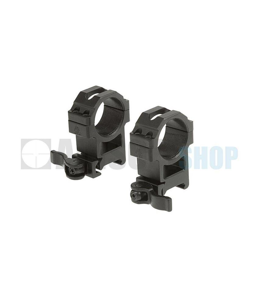 Leapers / UTG QD 30mm Mount Rings (High)