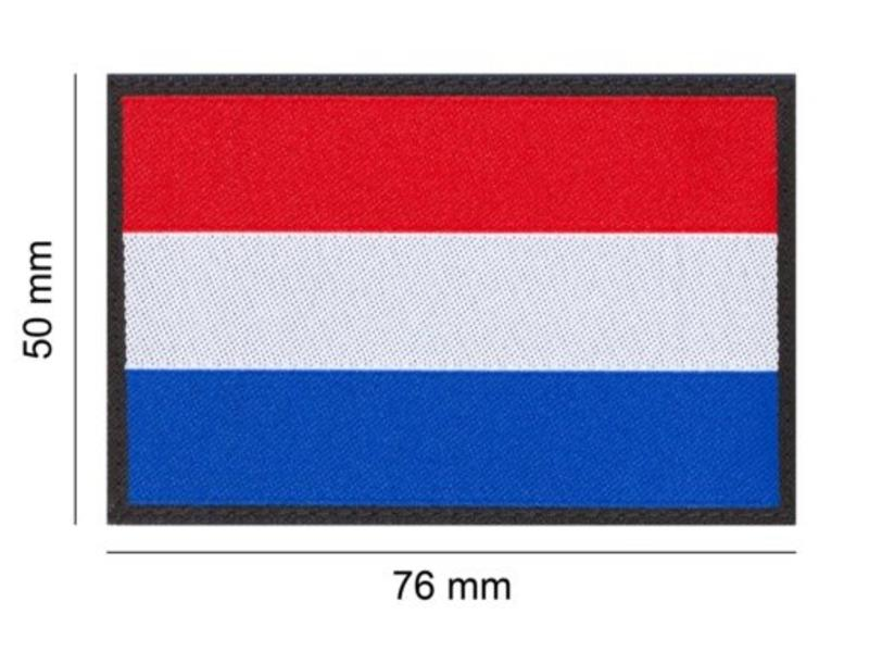 Claw Gear The Netherlands Flag Patch