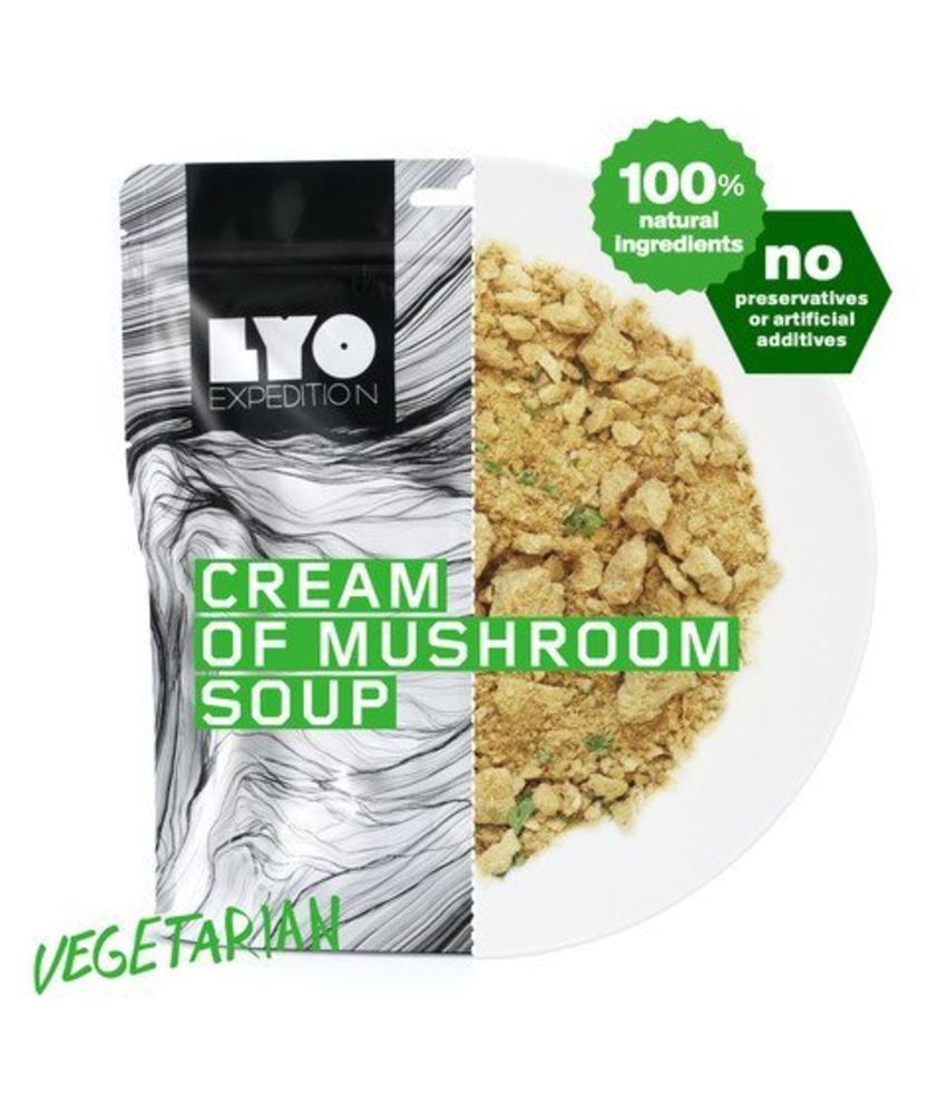 LYO FOOD Cream of Mushroom Soup