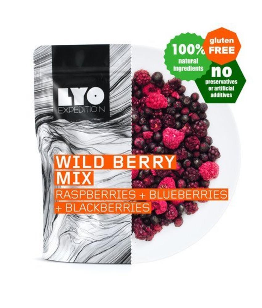 LYO FOOD Wild Berry Mix