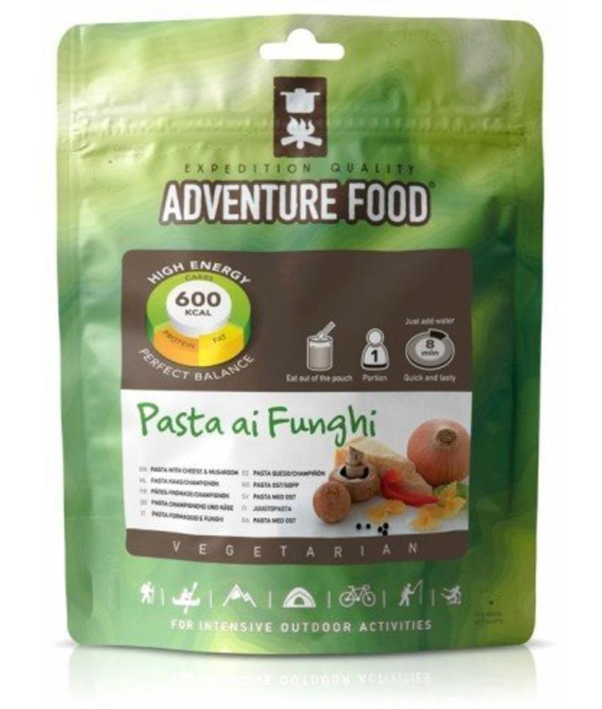 Adventure Food Pasta ai Funghi