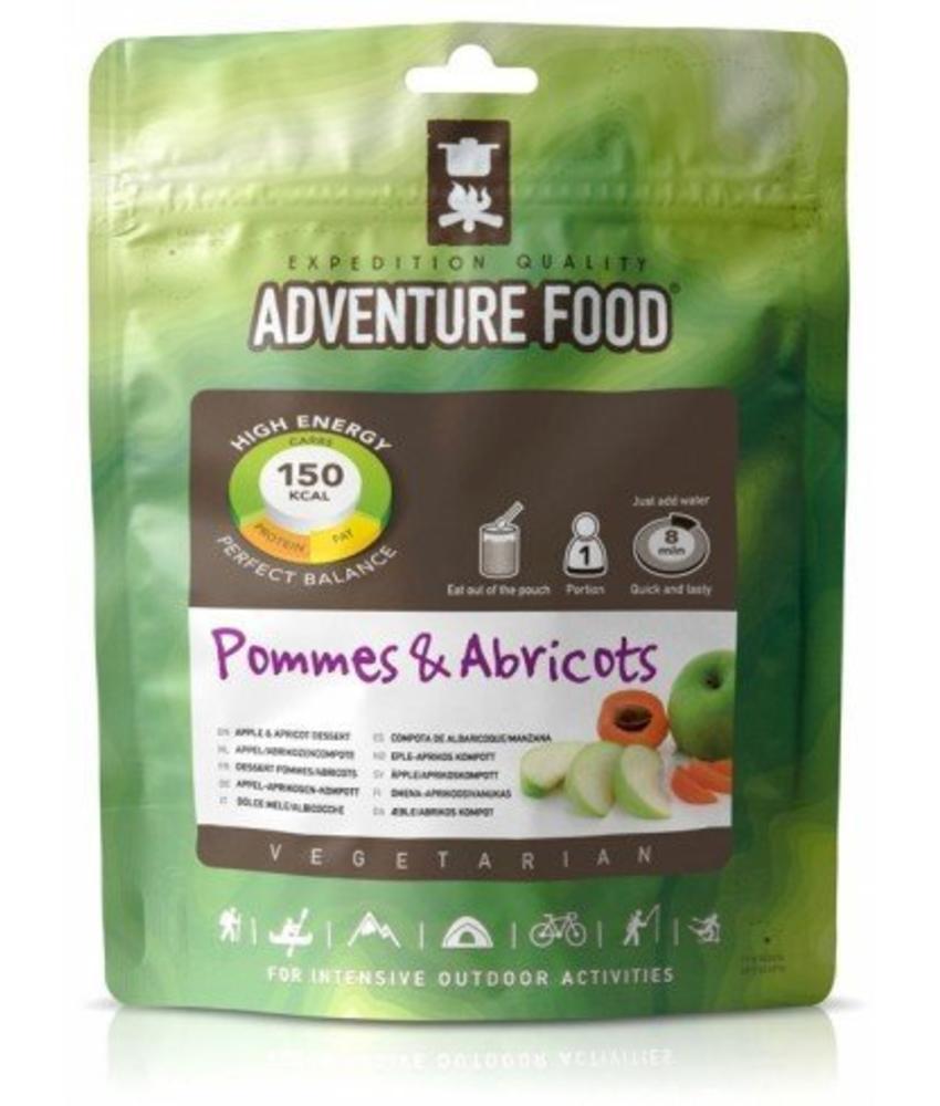 Adventure Food Pommes & Abricots