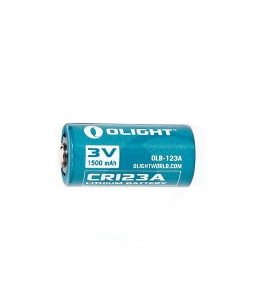 Olight CR123 Lithium 3V Batterij