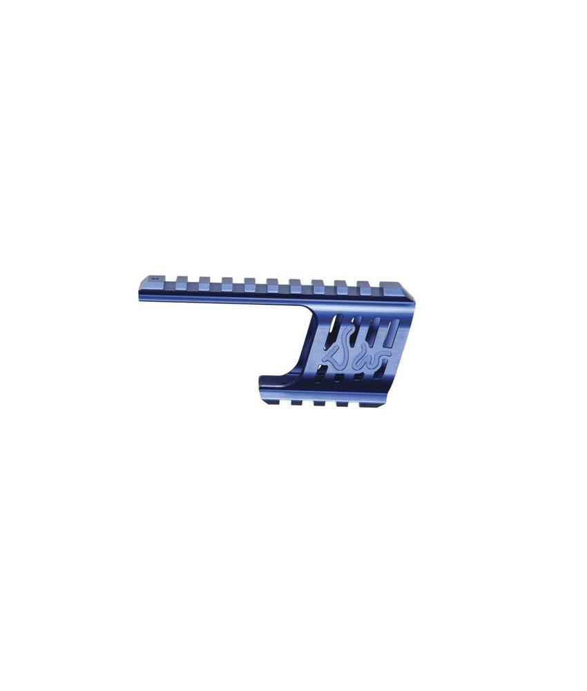 ASG Dan Wesson DW 715 CNC Mount (Blue)