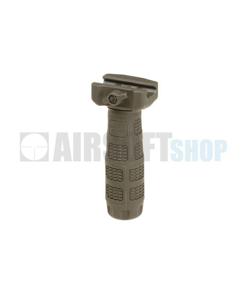 IMI Defense IVG Interchangeable Vertical Grip (Olive Drab)