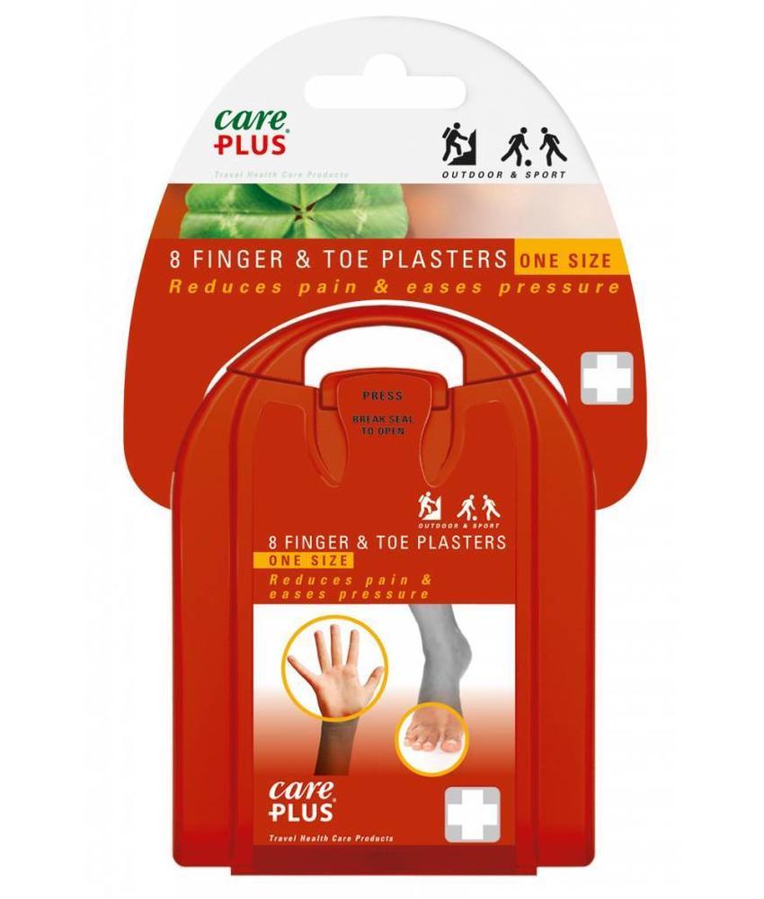 Care Plus Finger/Toe Blister Plasters