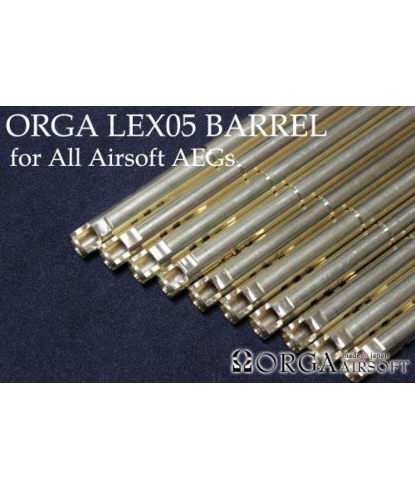 Orga 05LEX 6.05mm AEG Barrel (275mm)