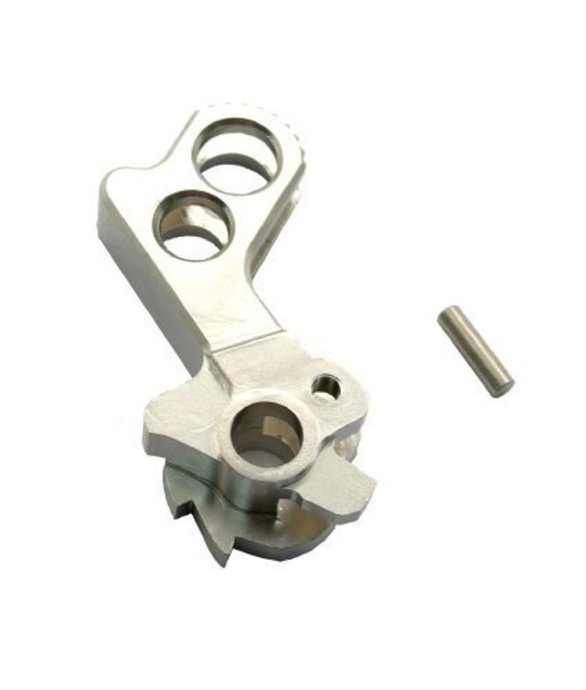 UAC Hi-Capa Match Grade Hammer Type D (Silver)