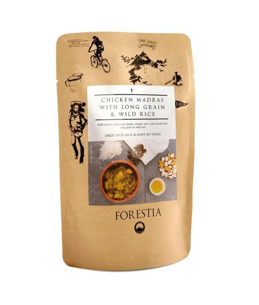 Forestia Pouch Meal (Chicken Madras)