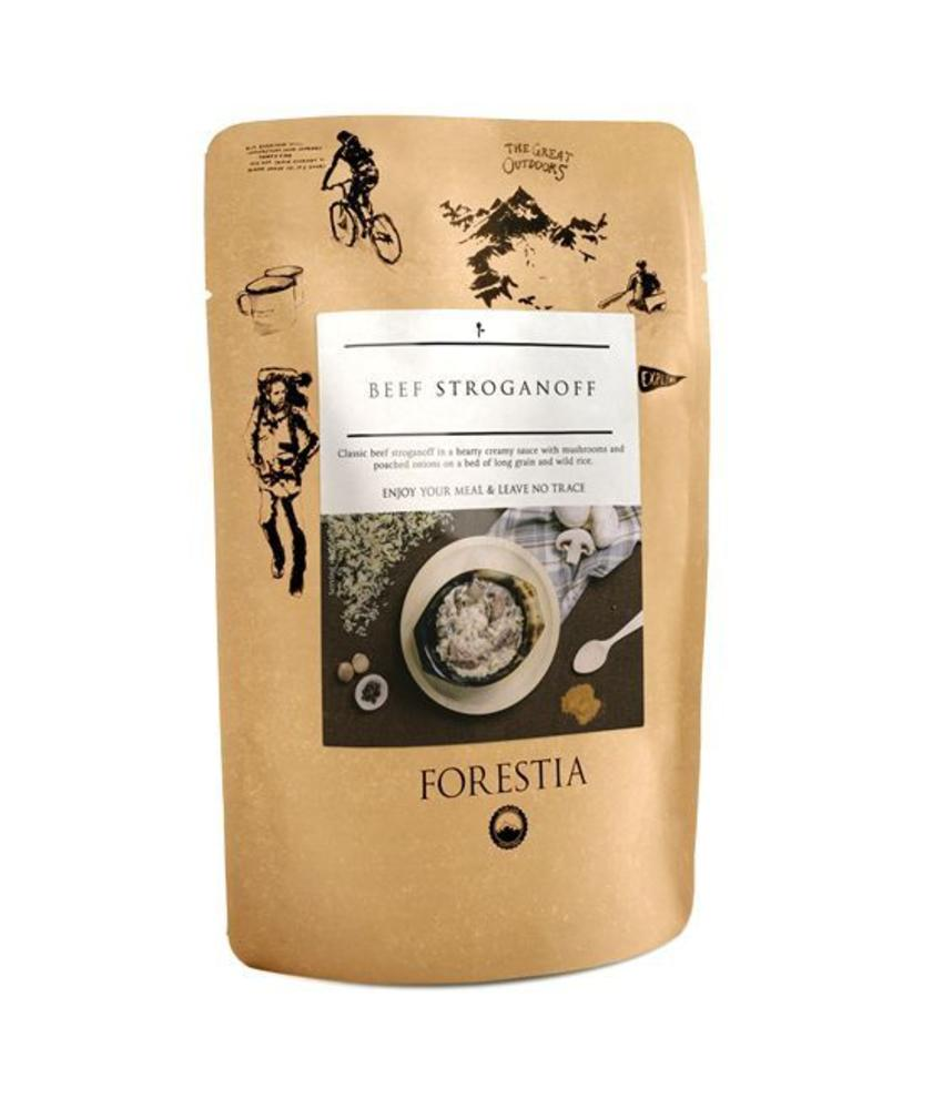 Forestia Pouch Meal (Beef and Stroganoff)