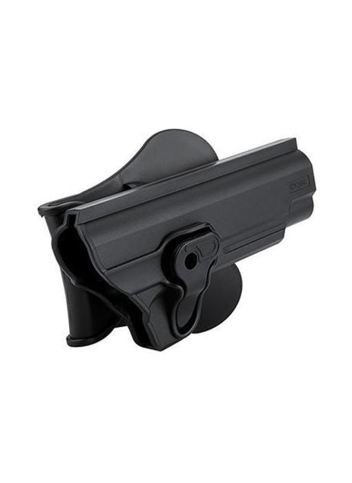 Cytac Paddle Holster Colt 1911 Variants (Black)