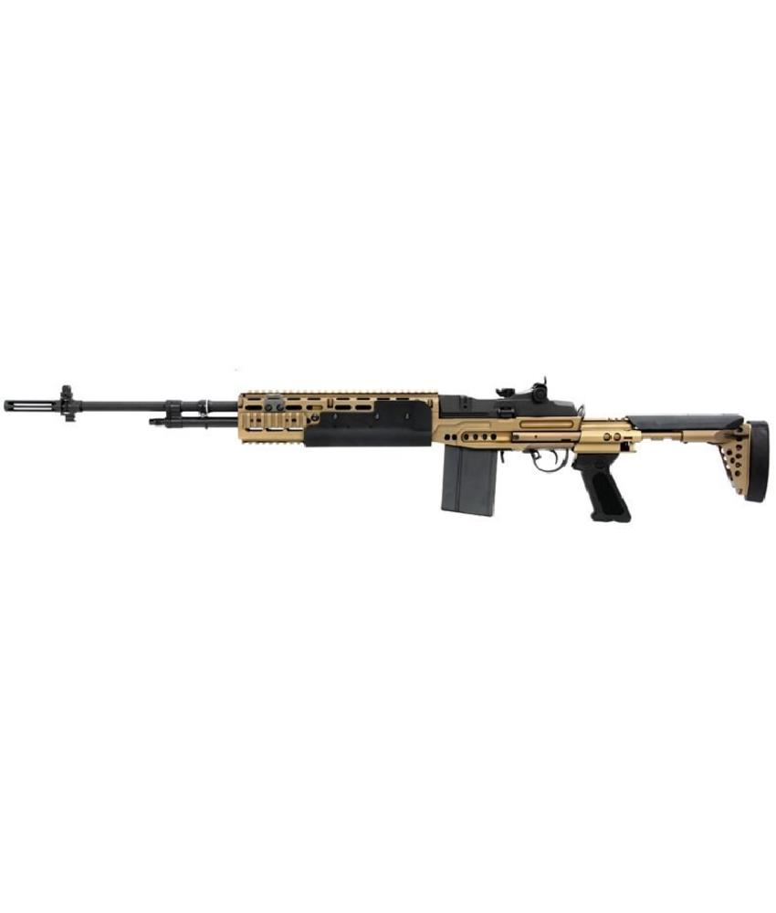 G&G M14 GR14 EBR-L Enhanced Rifle (Bronze)