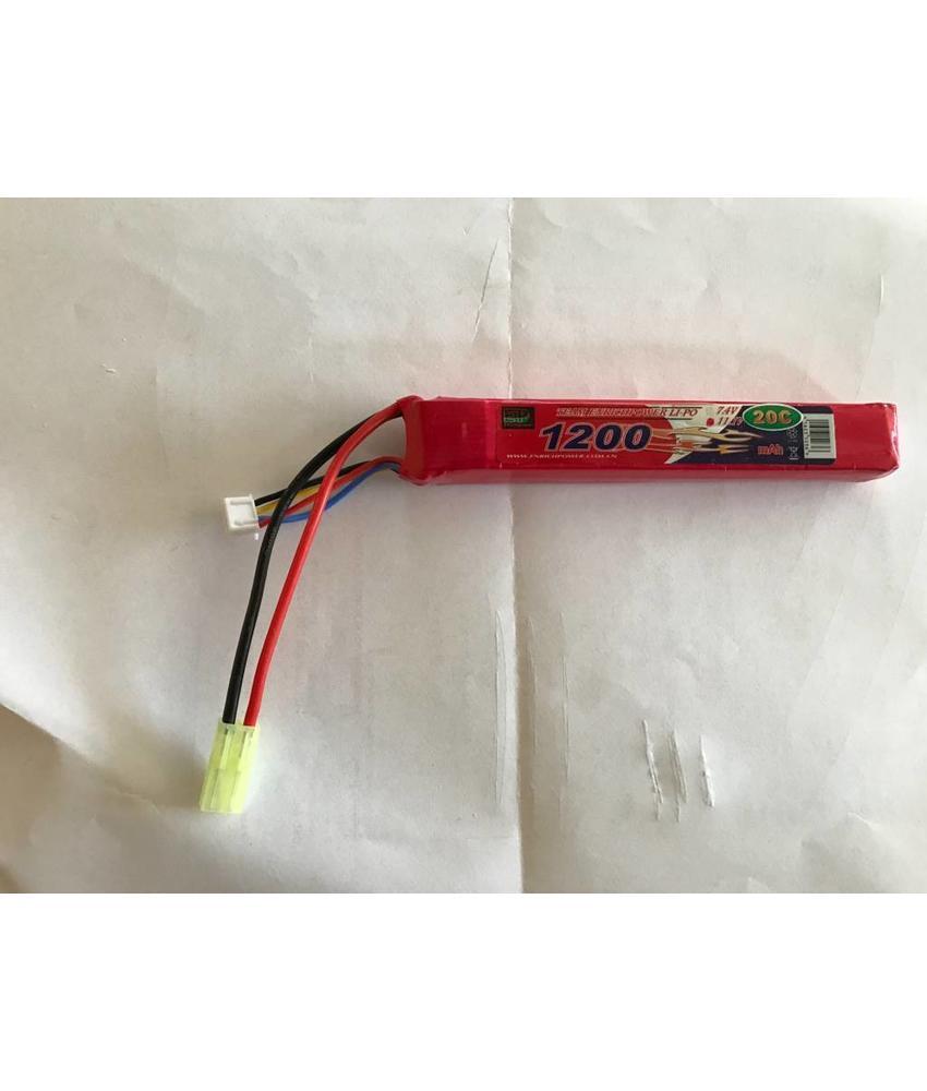Enrichpower LiPo 11.1V 1200mAh 20C Stick Type (Tamiya)