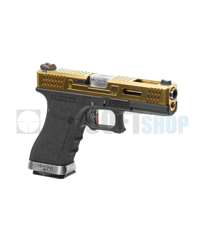 WE WE17 Custom GBB (Gold)