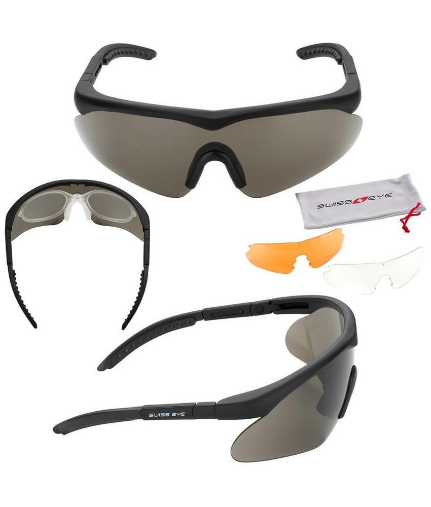 Swiss Eye Raptor (Black)