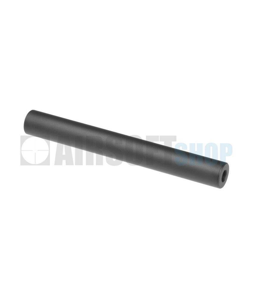 King Arms 250mm LW Slim Silencer CW/CCW (Black)