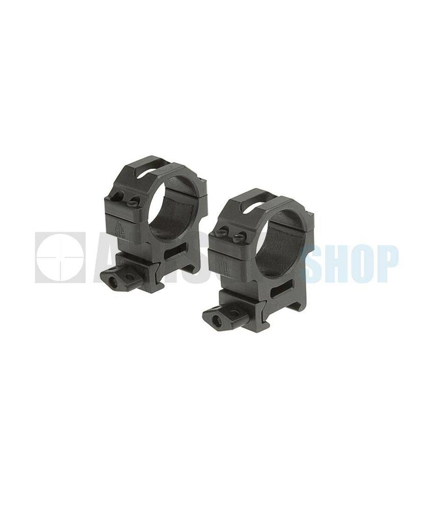 Leapers / UTG 30mm CNC Mount Rings (Medium)