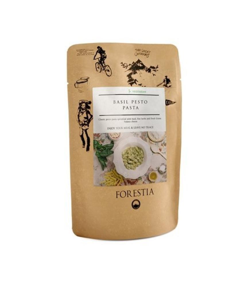 Forestia Pouch Meal (Basil Pesto Pasta)