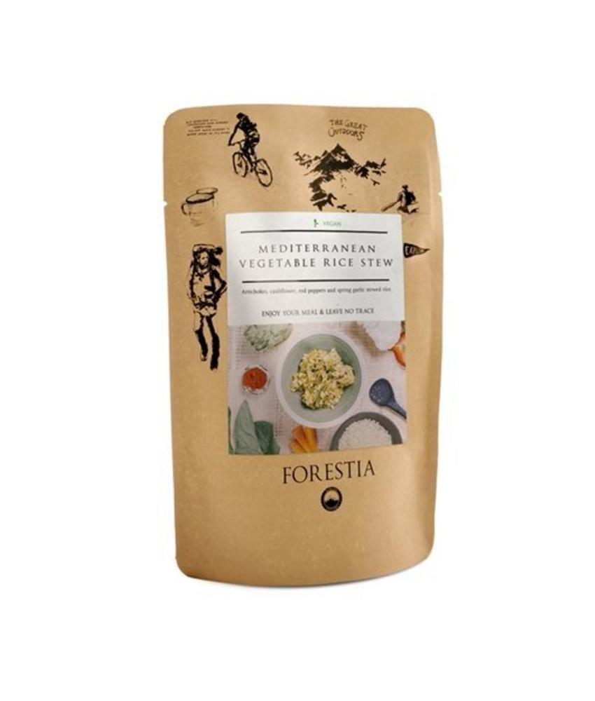 Forestia Pouch Meal (Mediterranean Vegetable)
