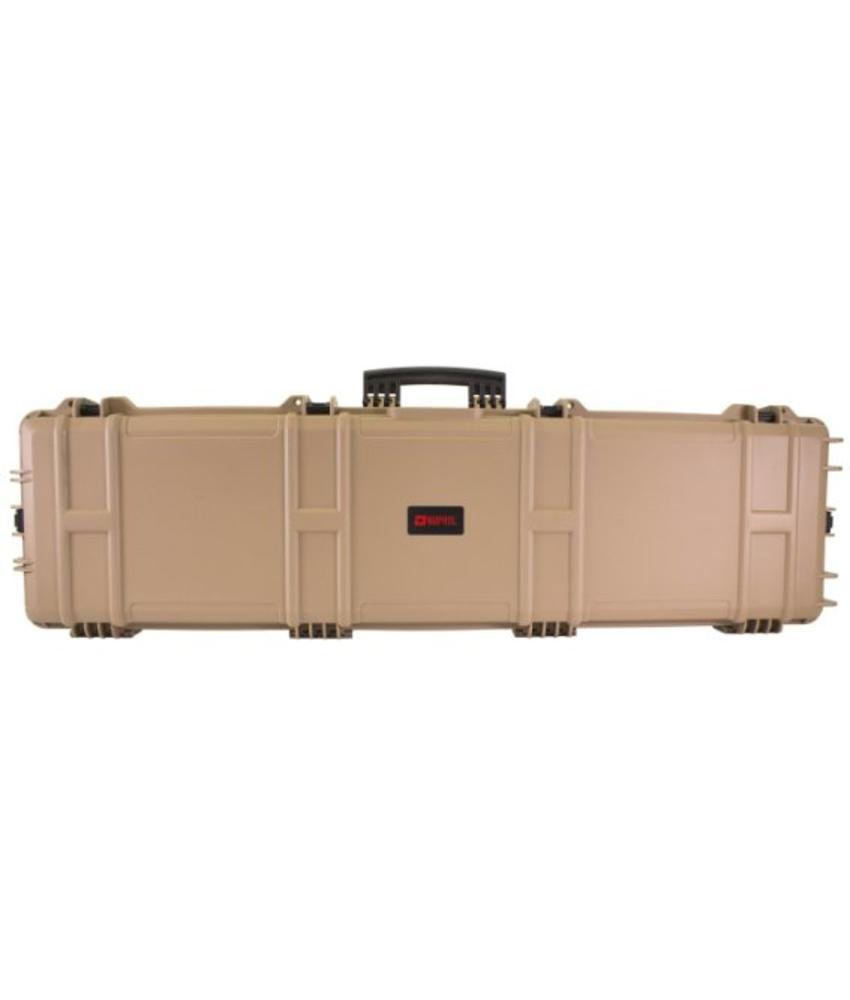 NUPROL Extra Large Hard Case (Tan)