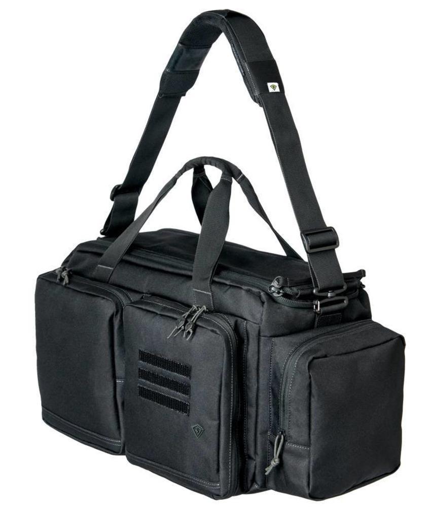 First Tactical Recoil Range Bag (Black)