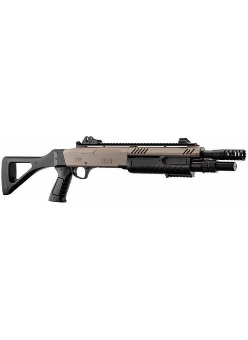 BO FABARM STF/12-11 Compact Spring Shotgun (Dark Earth)