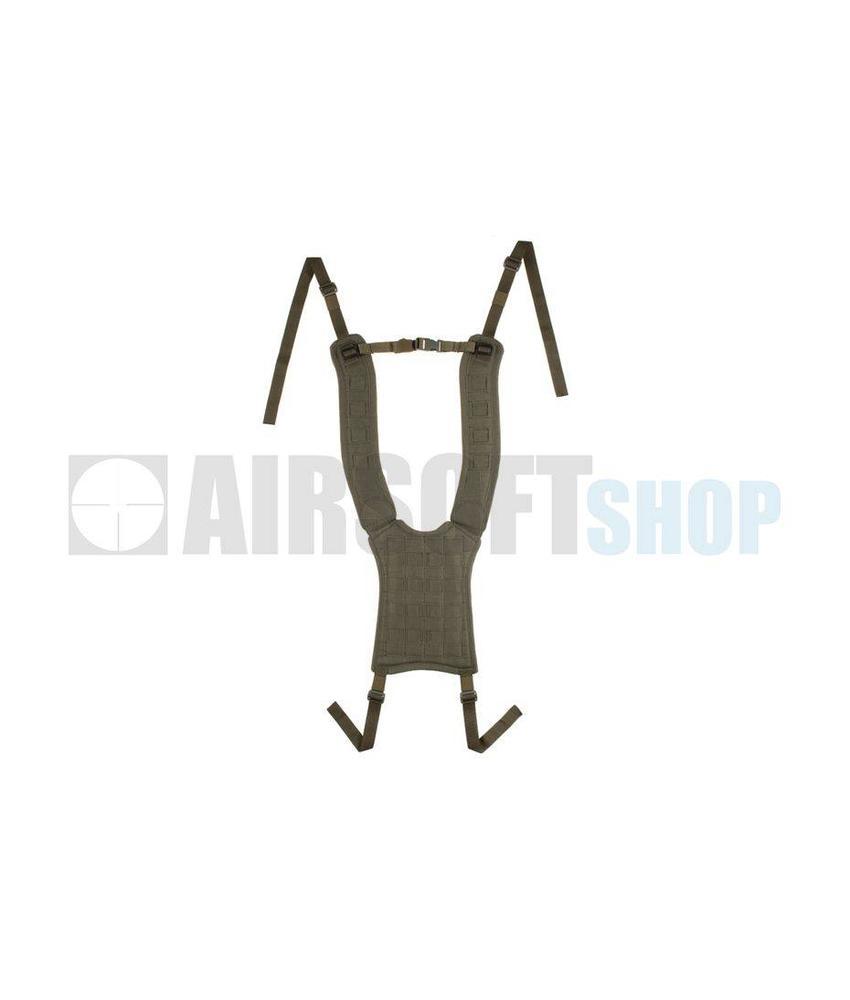 Templar's Gear 4-Point H-Harness (Ranger Green)