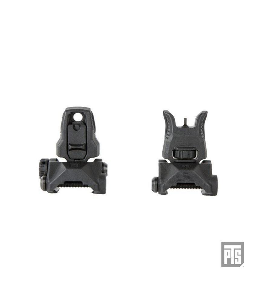 PTS Enhanced Polymer Back-Up Iron Sight (EPBUIS) (Black)
