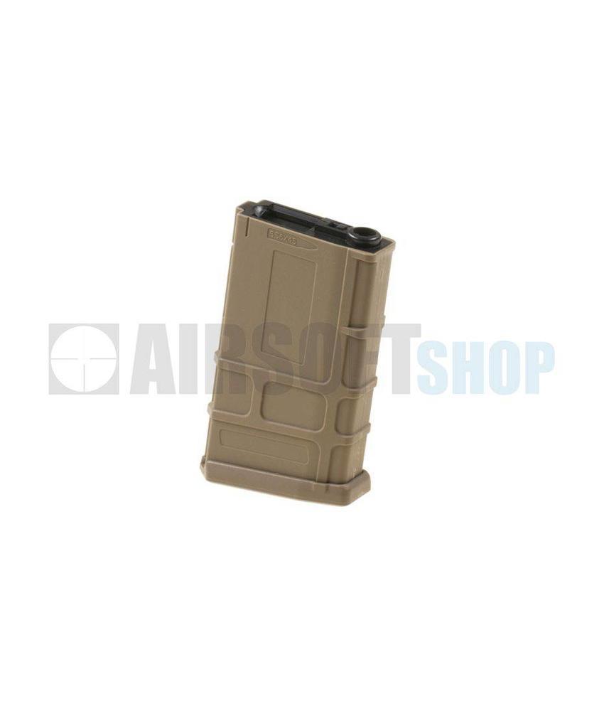 Battle Axe M4/M16 Polymer Highcap 190rds (Tan)