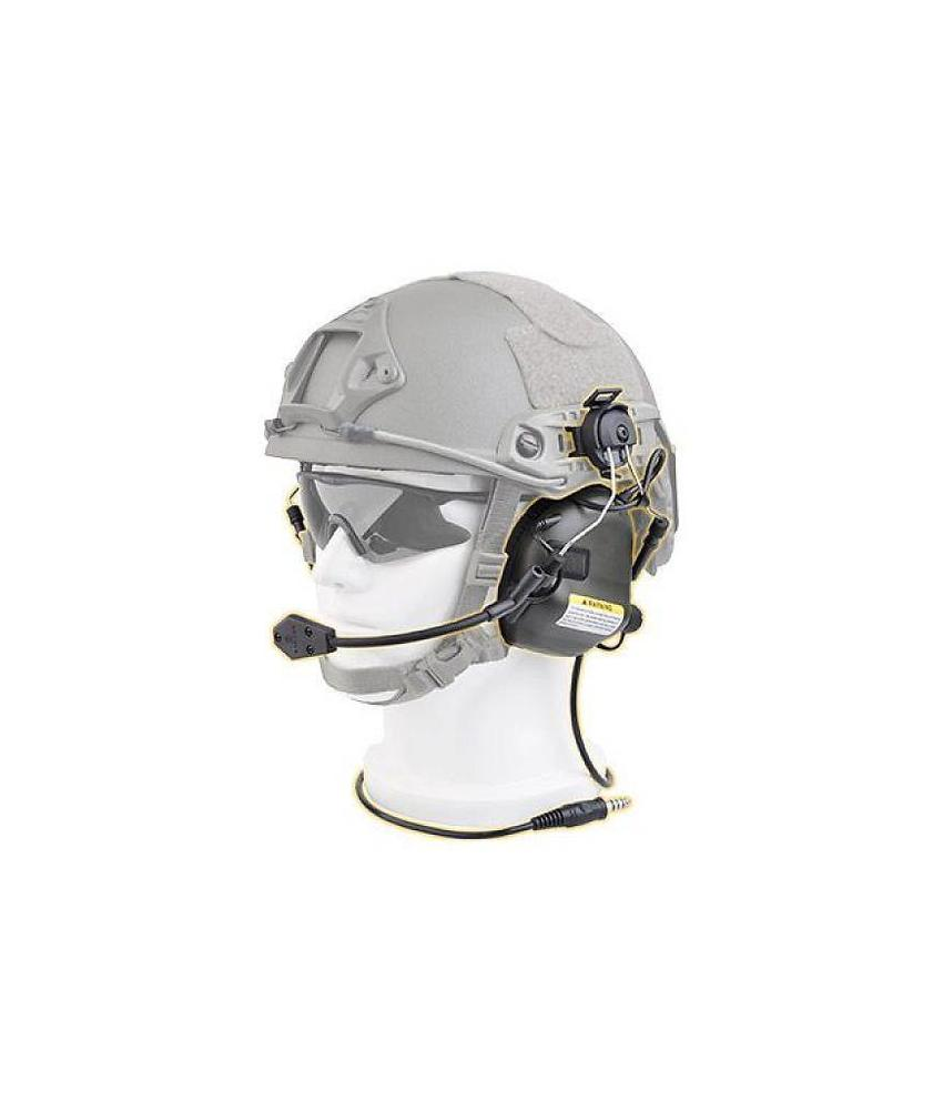 Earmor M32H MOD1 Helmet Version (Black)