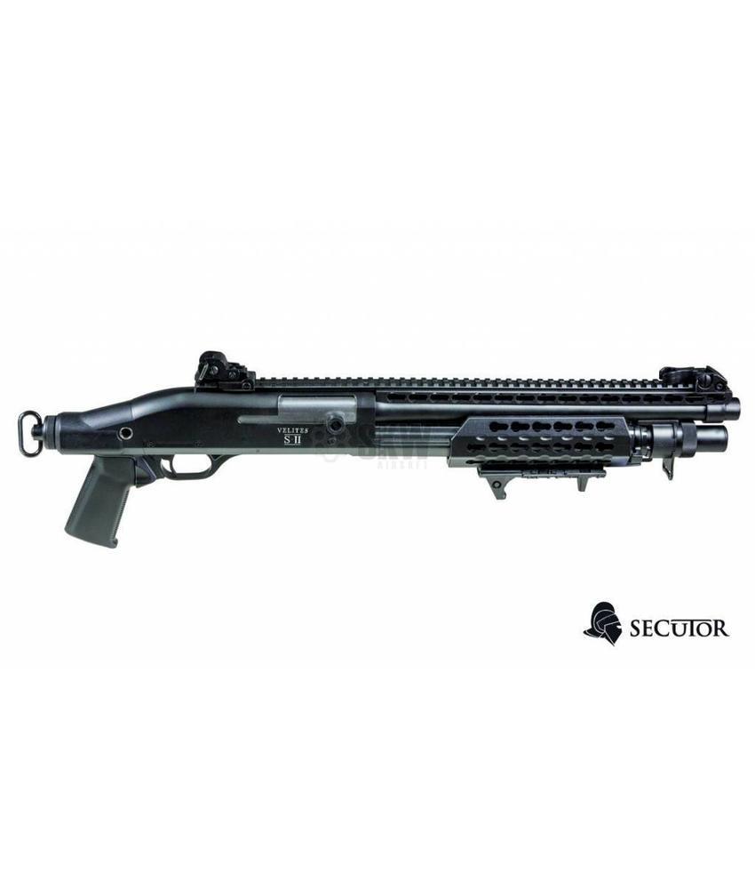 Secutor Velites S-II Spring Shotgun (Black)