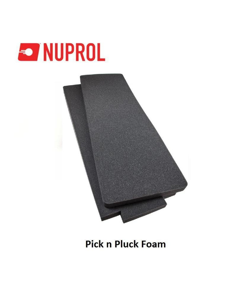 NUPROL Pluck Foam for Extra Large Hard Case