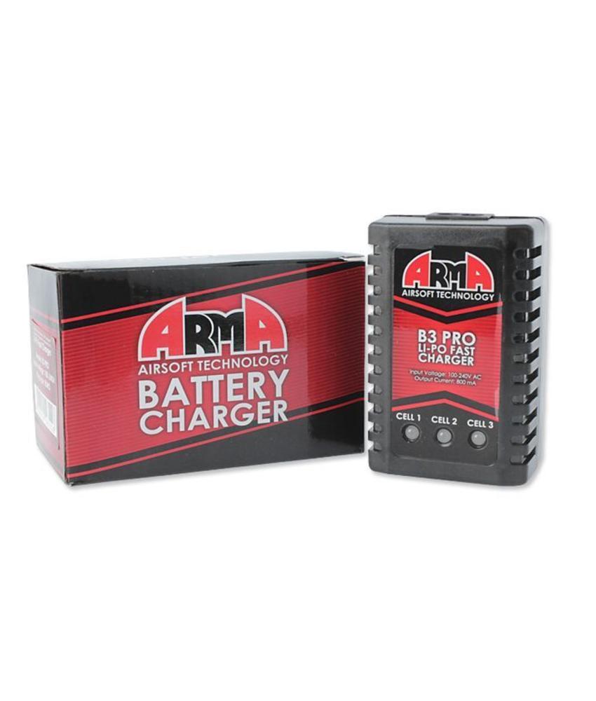 ArmaTech B3 Pro LiPo Battery Charger