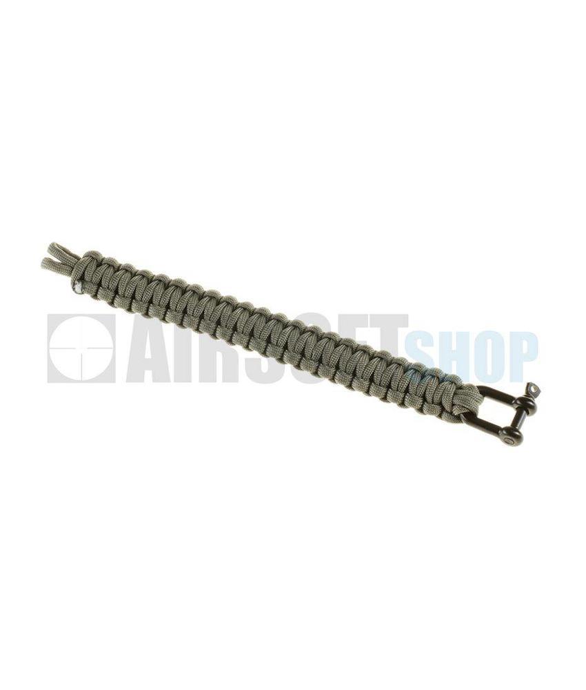 Invader Gear Shackle Bracelet (Dark Grey)