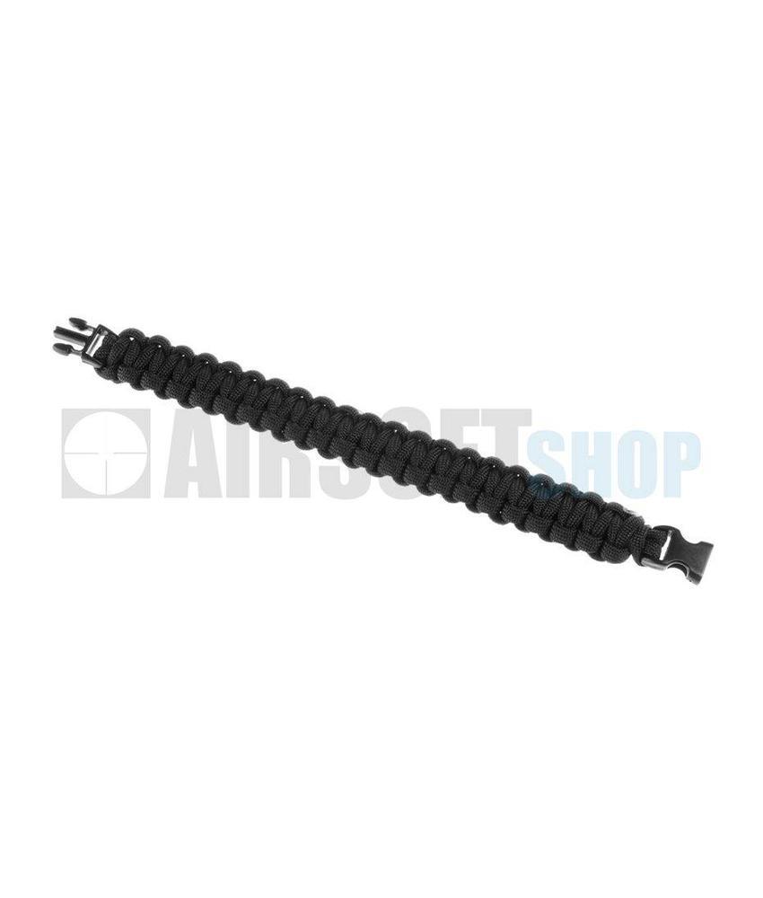 Invader Gear Paracord Bracelet Compact (Black)